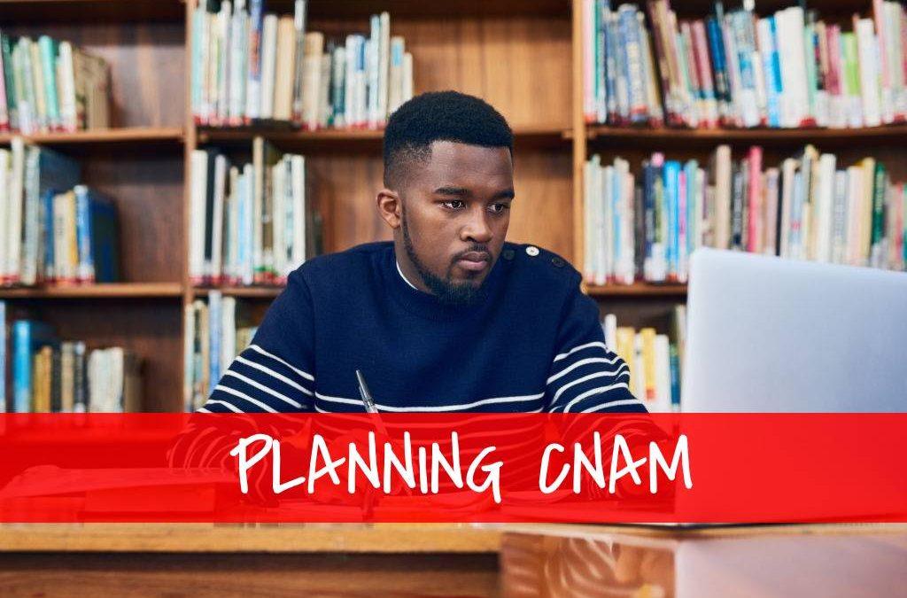 [Planning CNAM BIG DATA]- Semaine du 16 Mars – 28 Mars 2020